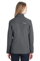 Dim Gray Spyder Women's Transport Full Zip Jacket