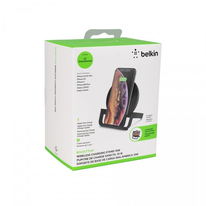 Lavender Belkin Boost Up Wireless Charging Stand 10W