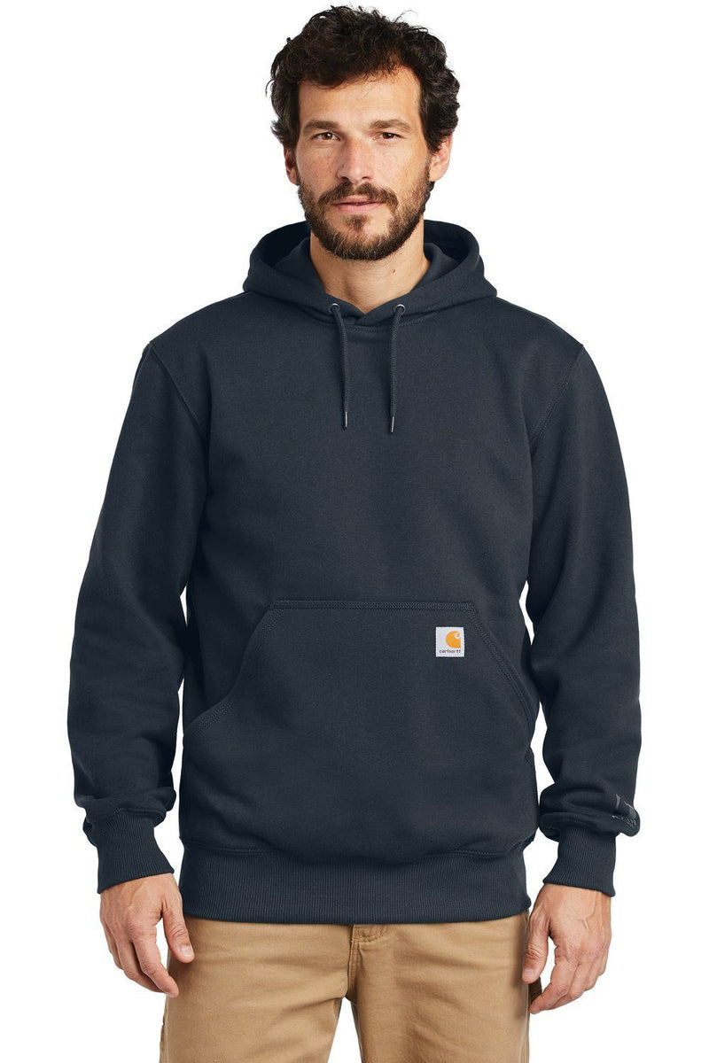 Dark Slate Gray Carhartt Men's Paxton Rain Defender Water Resistant Hooded Sweatshirt