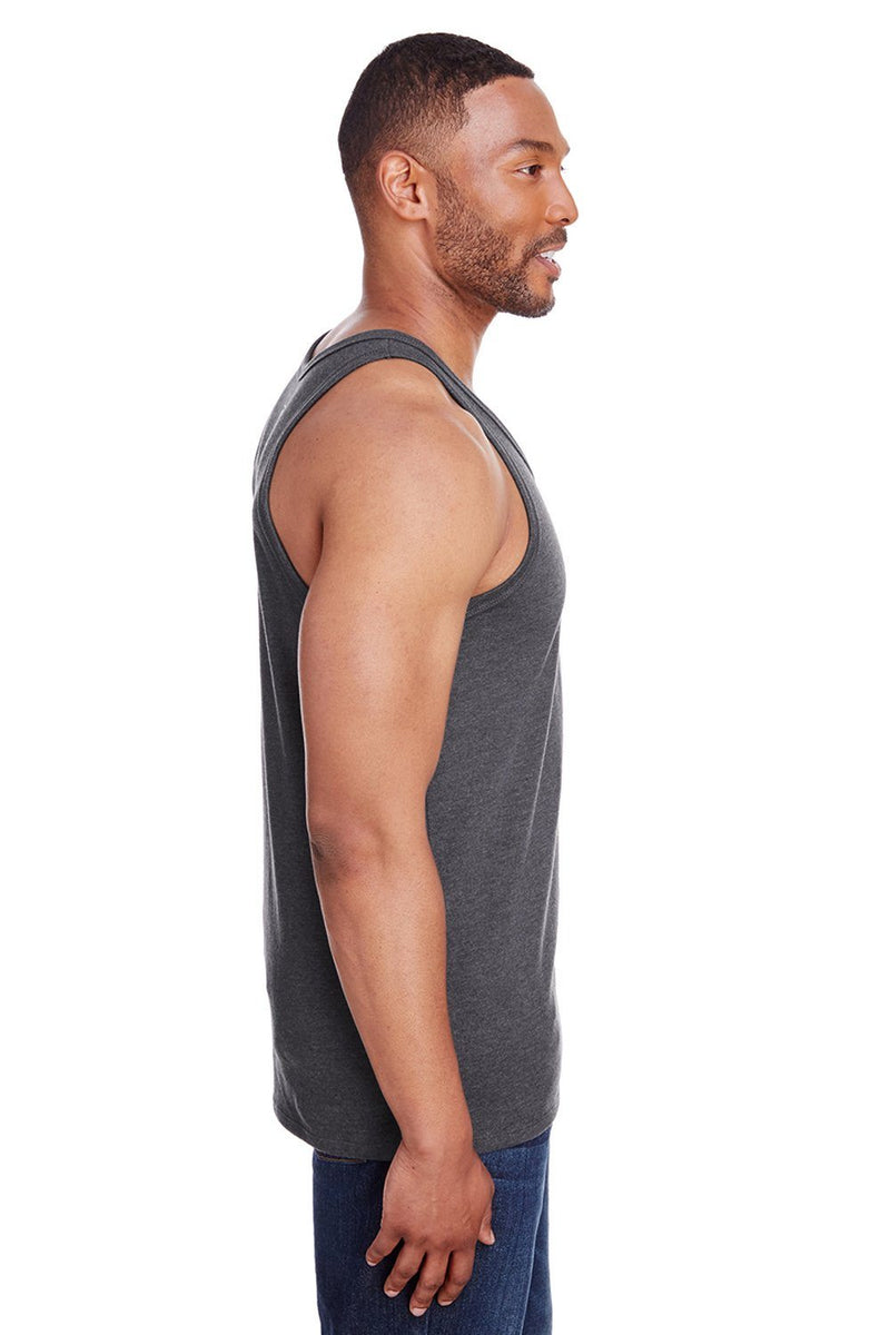 White Champion Men's Tank Top
