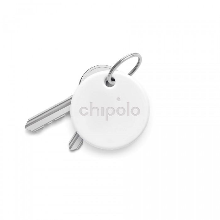 White Smoke Chipolo One Classic Bluetooth Item Finder