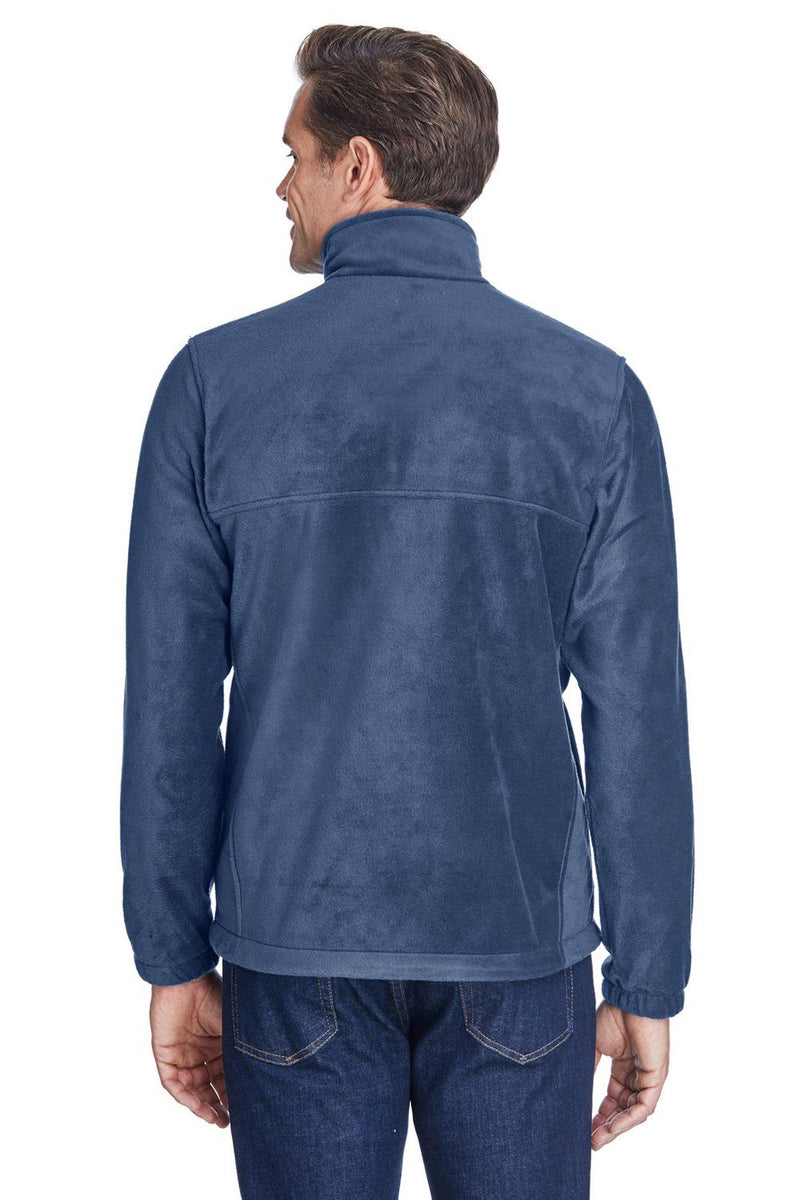 Dark Slate Blue Columbia Men's Steens Mountain II Full Zip Fleece Jacket