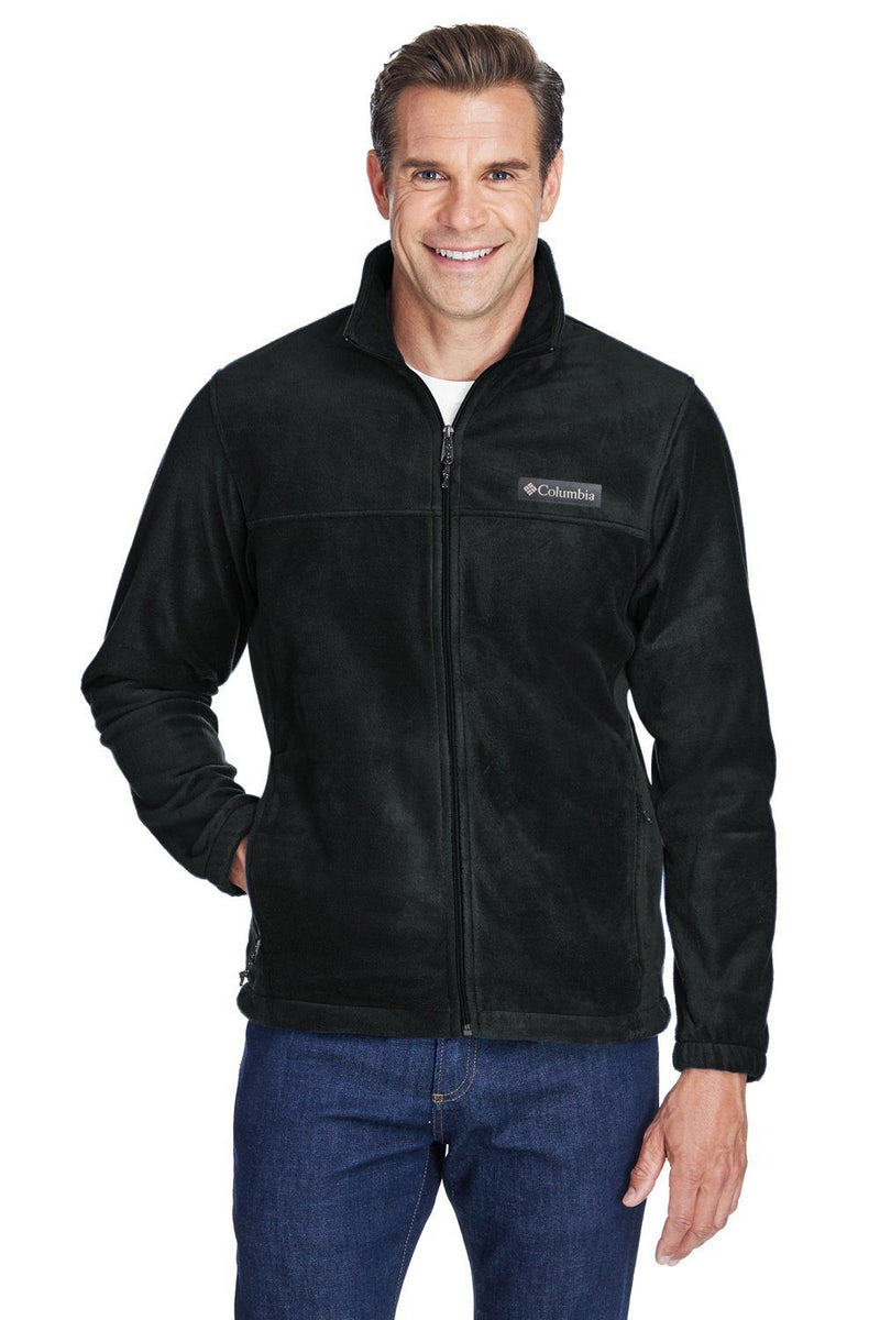 White Columbia Men's Steens Mountain II Full Zip Fleece Jacket