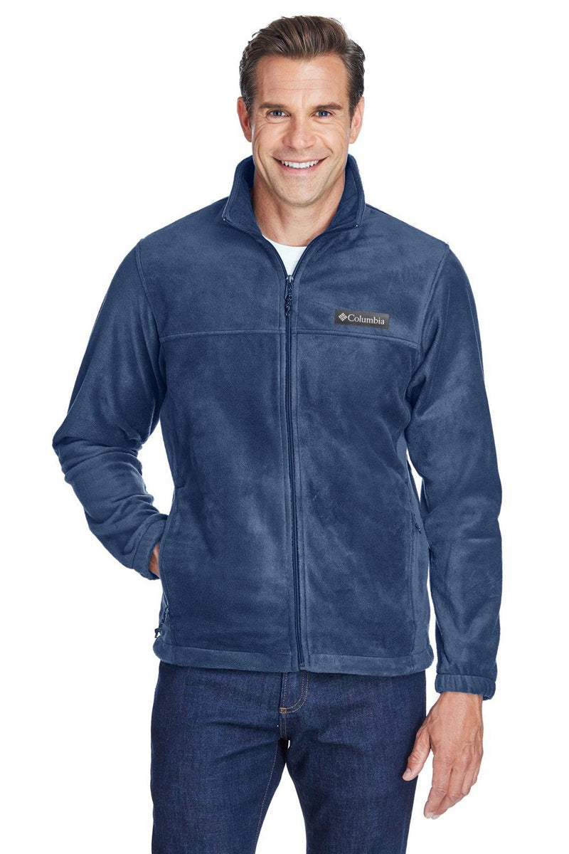 Dark Slate Gray Columbia Men's Steens Mountain II Full Zip Fleece Jacket
