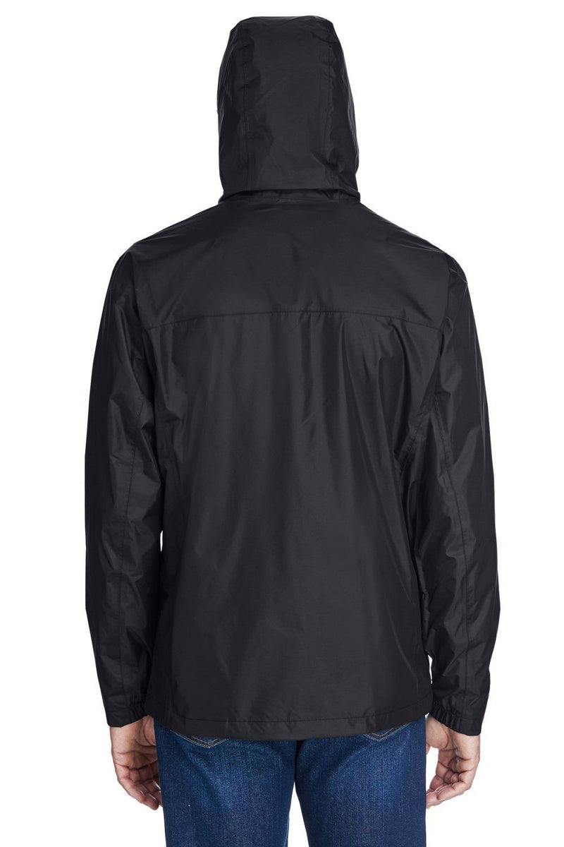 Columbia Mens Watertight II Waterproof Full Zip Hooded Jacket Mens Casual Jackets Columbia
