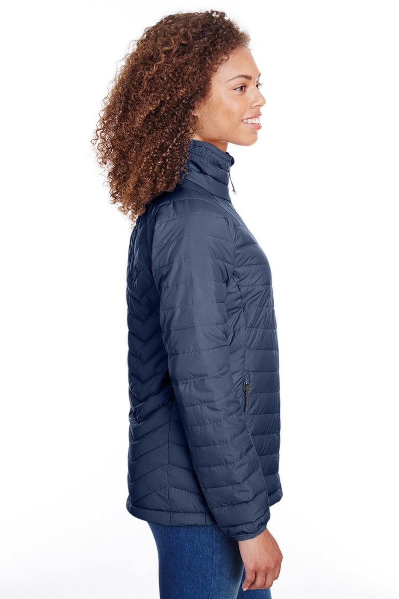 White Columbia Women's Powder Lite Full Zip Jacket