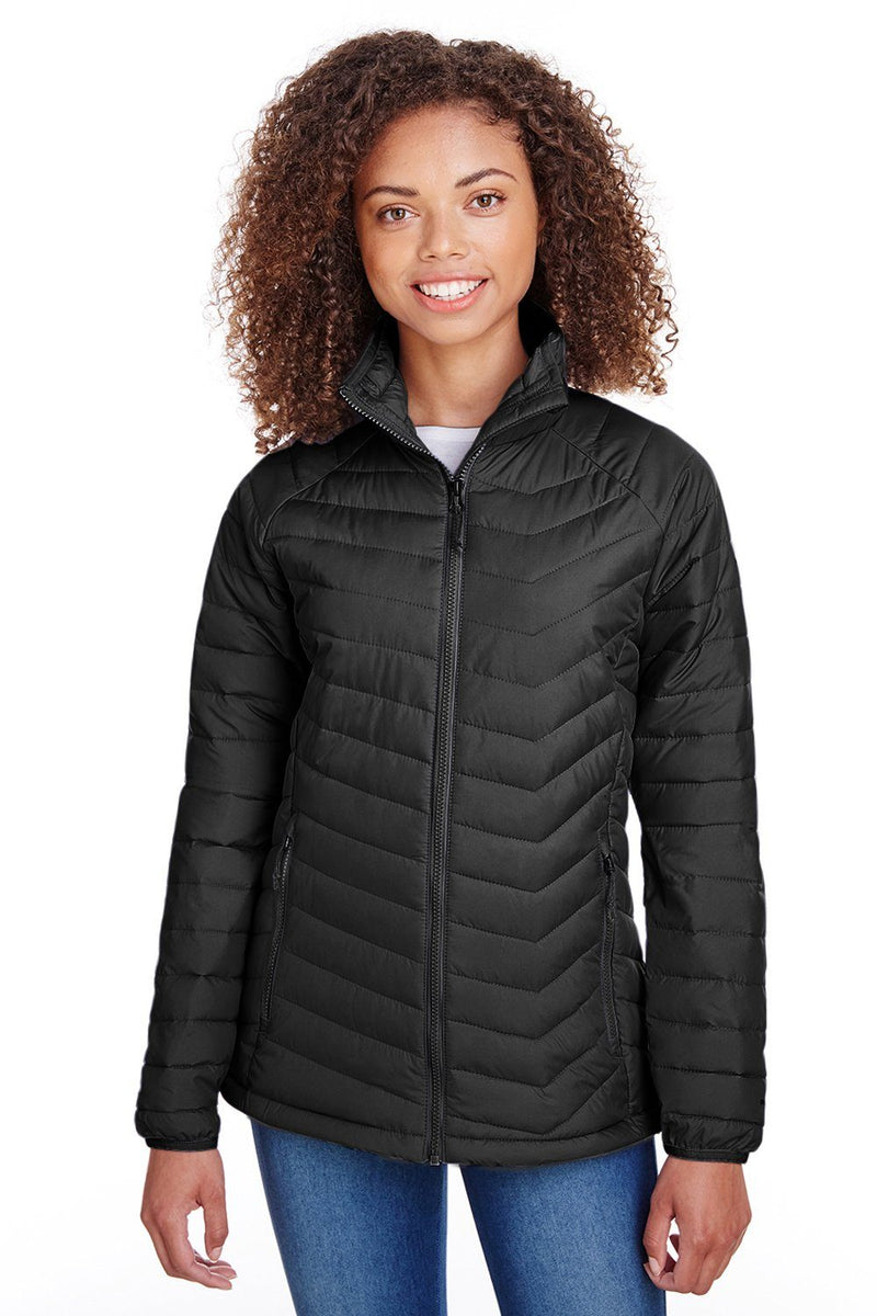 Snow Columbia Women's Powder Lite Full Zip Jacket