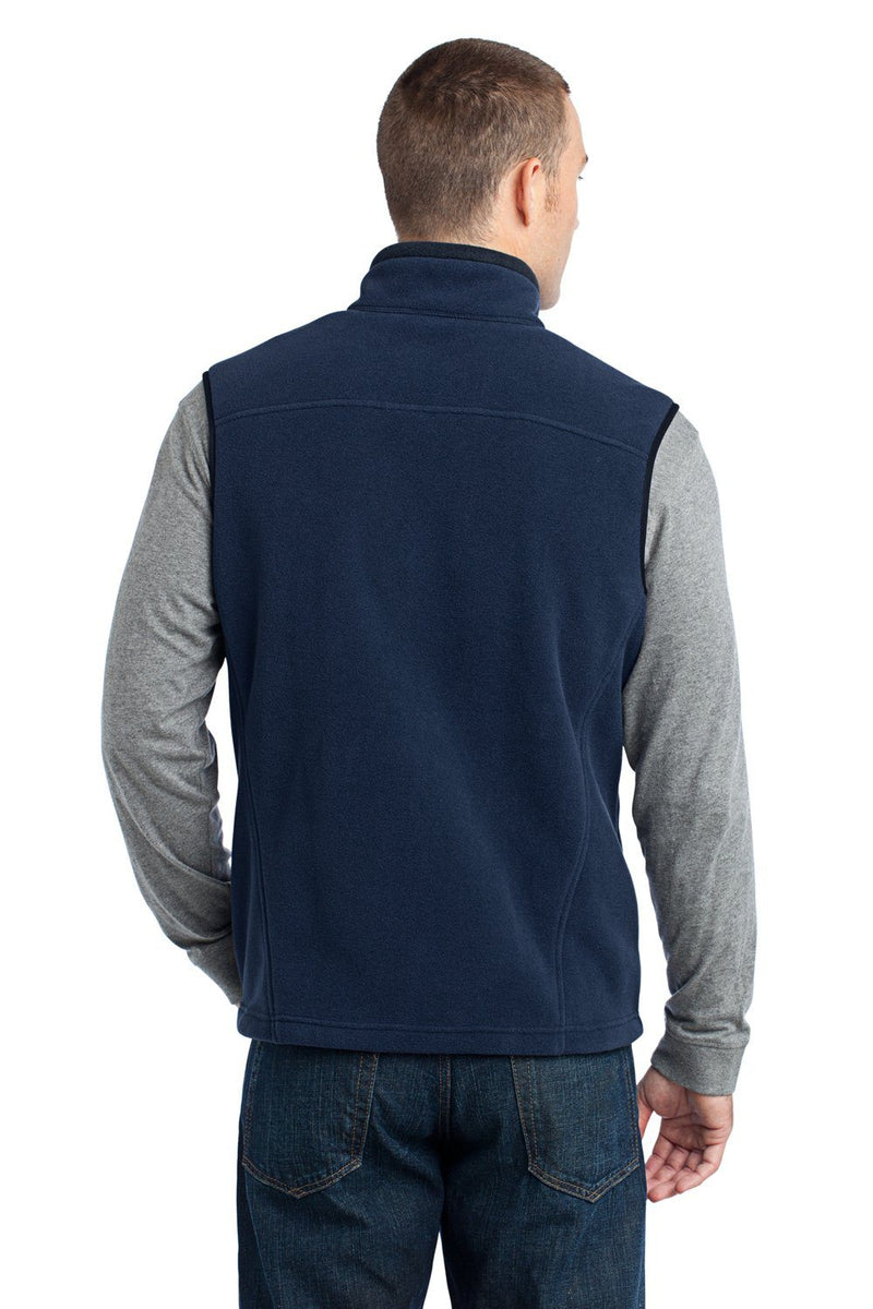 Eddie Bauer Mens Full Zip Fleece Vest Mens Vests Eddie Bauer