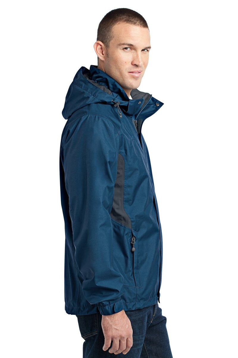 Eddie Bauer Mens Waterproof Full Zip Hooded Jacket Mens Casual Jackets Eddie Bauer