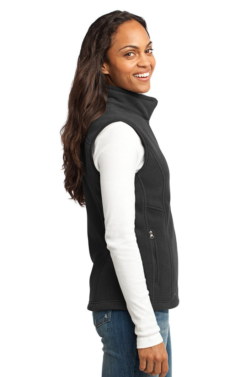 Eddie Bauer Womens Full Zip Fleece Vest Womens Vests Eddie Bauer