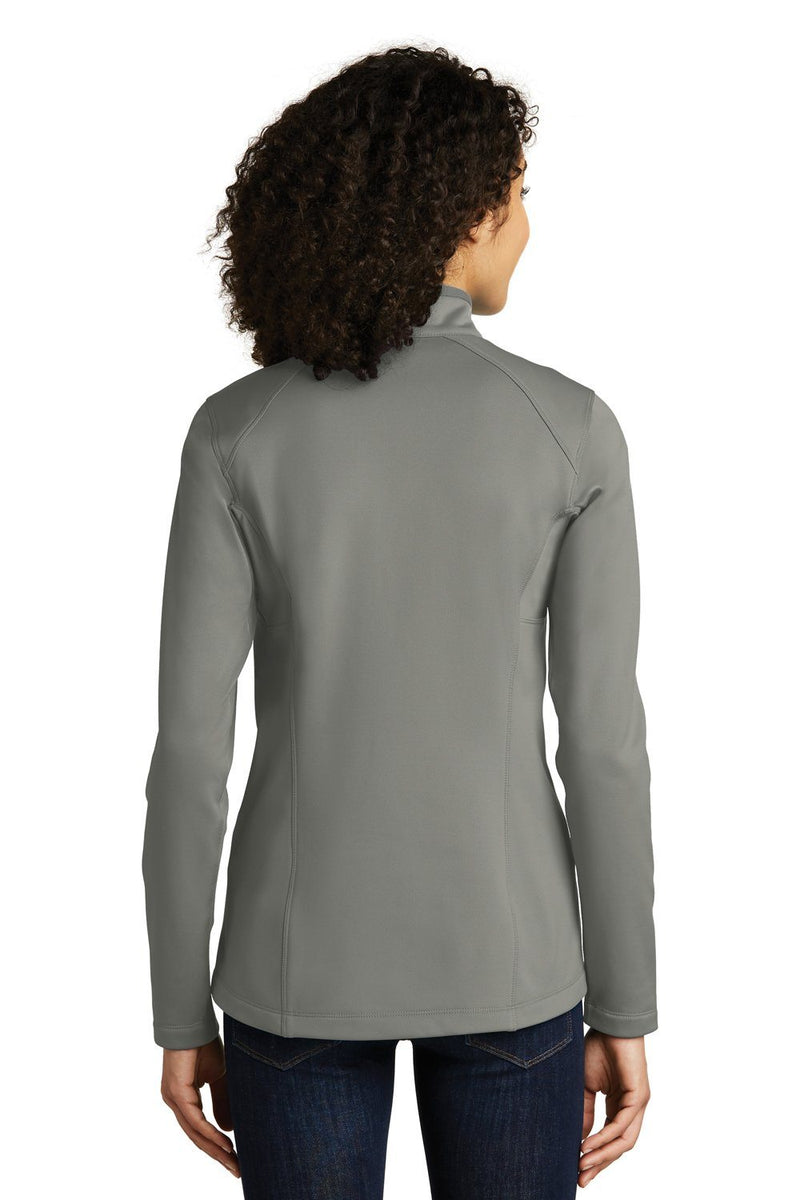 Slate Gray Eddie Bauer Women's Highpoint Full Zip Fleece Jacket