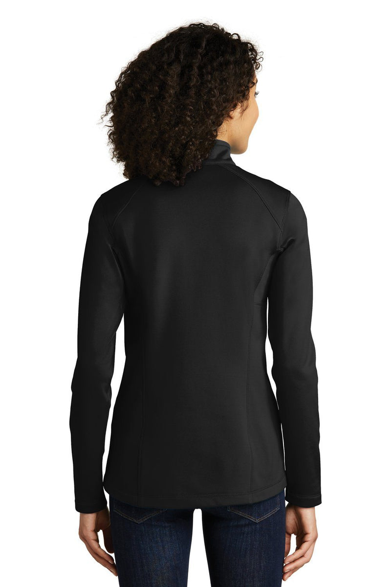 Black Eddie Bauer Women's Highpoint Full Zip Fleece Jacket
