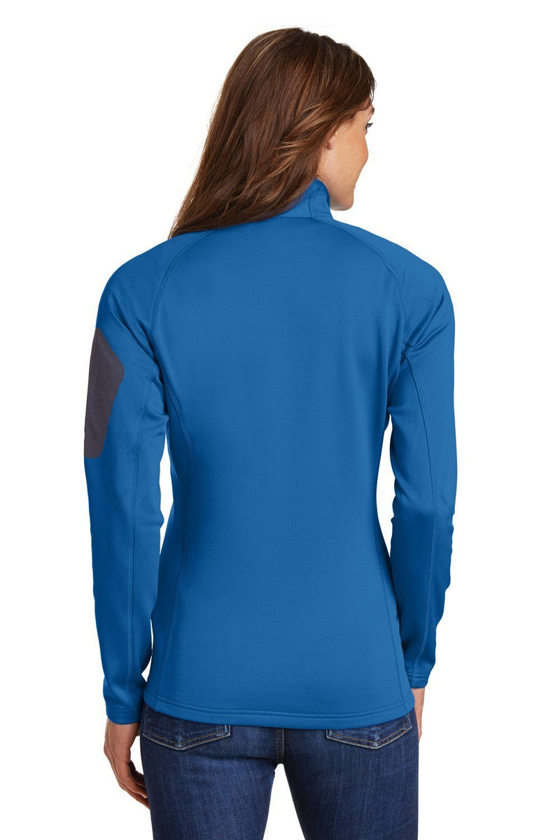Dark Cyan Eddie Bauer Women's Performance Fleece 1/4 Zip Sweatshirt