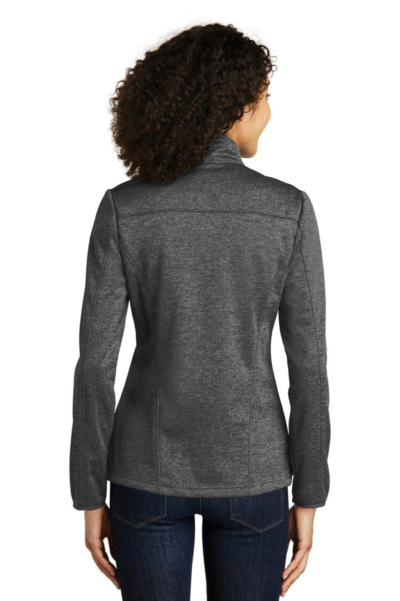Dim Gray Eddie Bauer Women's StormRepel Water Resistant Full Zip Jacket