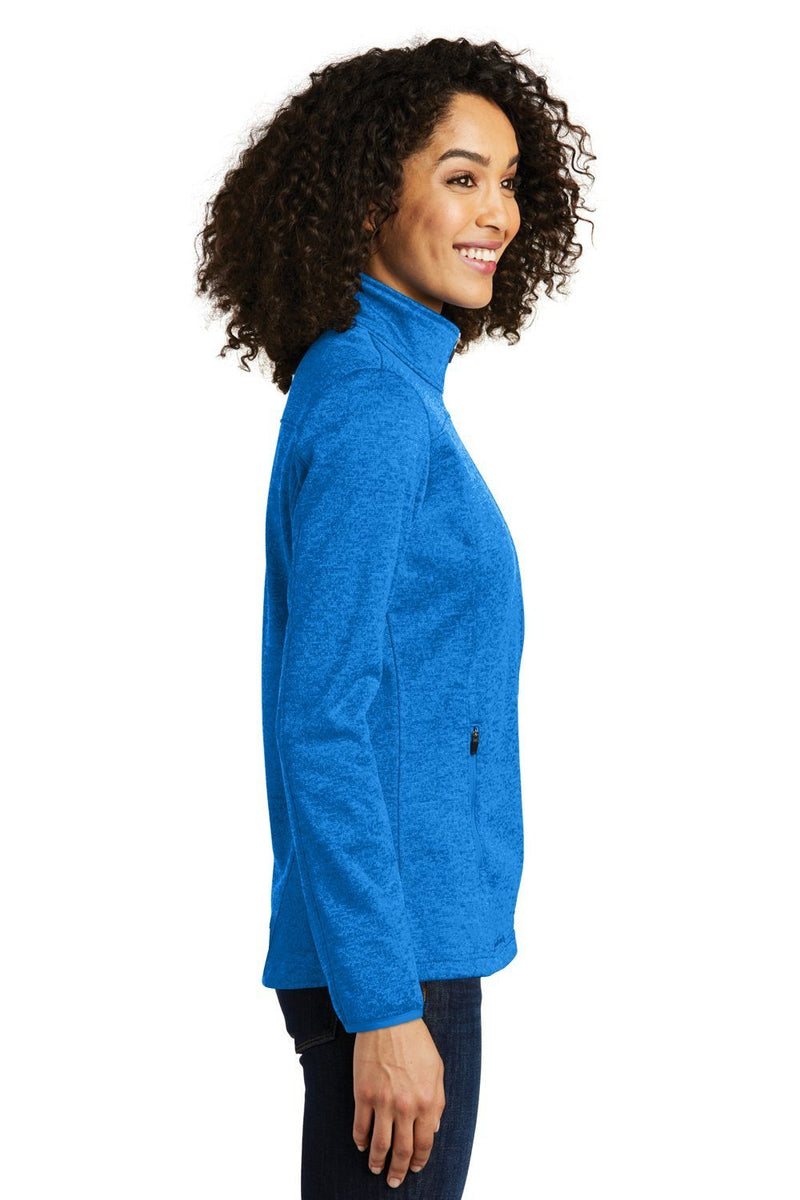 Royal Blue Eddie Bauer Women's StormRepel Water Resistant Full Zip Jacket