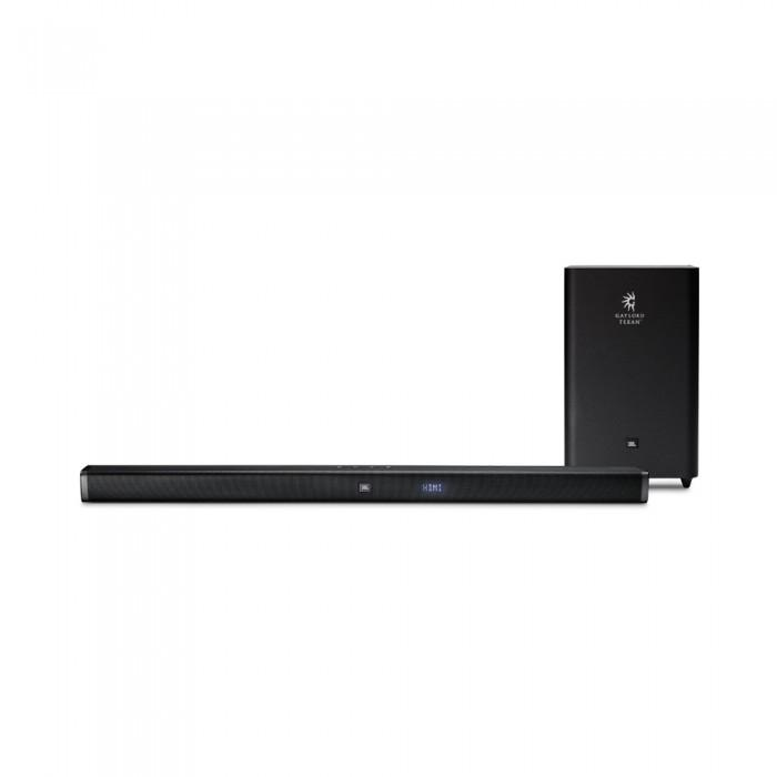 JBL Bar 2.1 Soundbar and Wireless Subwoofer