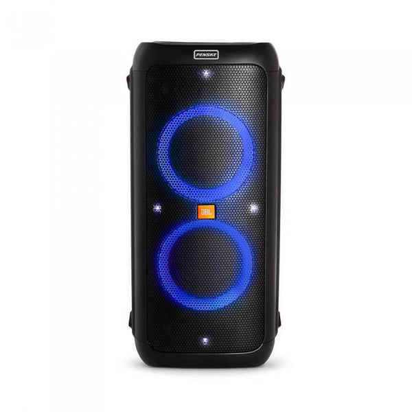 Royal Blue JBL PartyBox 300 Portable Bluetooth Party Speaker