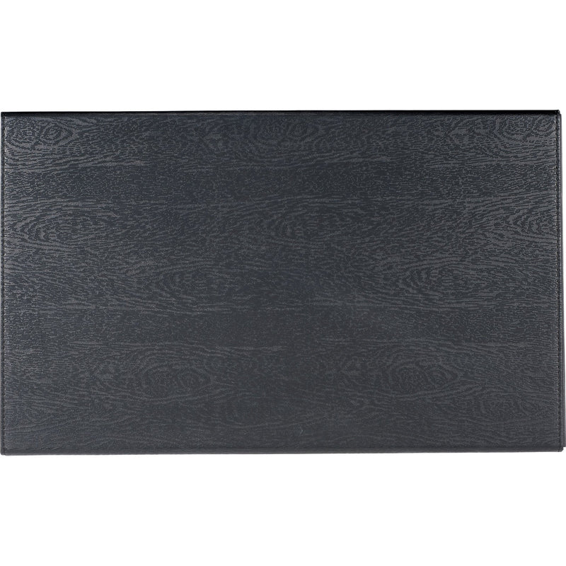 Dark Slate Gray Laguiole® Black Kitchen Knife & Cutting Board Set