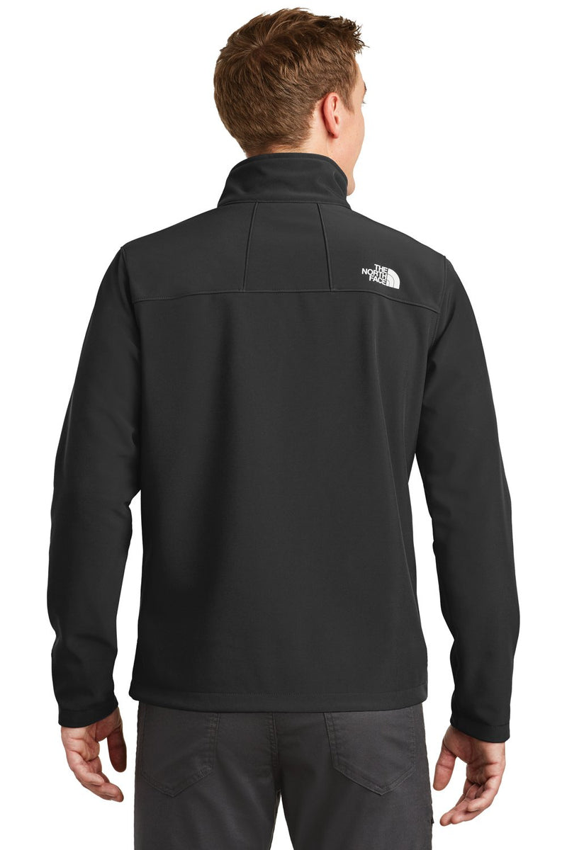 Dark Slate Gray The North Face Men's Apex Barrier Wind & Resistant Full Zip Jacket