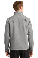 Dark Gray The North Face Men's Apex Barrier Wind & Resistant Full Zip Jacket