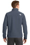 Dim Gray The North Face Men's Apex Barrier Wind & Resistant Full Zip Jacket