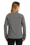 Dim Gray The North Face Women's Apex Barrier Wind & Resistant Full Zip Jacket