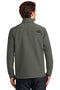 Dim Gray The North Face Men's Tech Wind & Water Resistant Full Zip Jacket