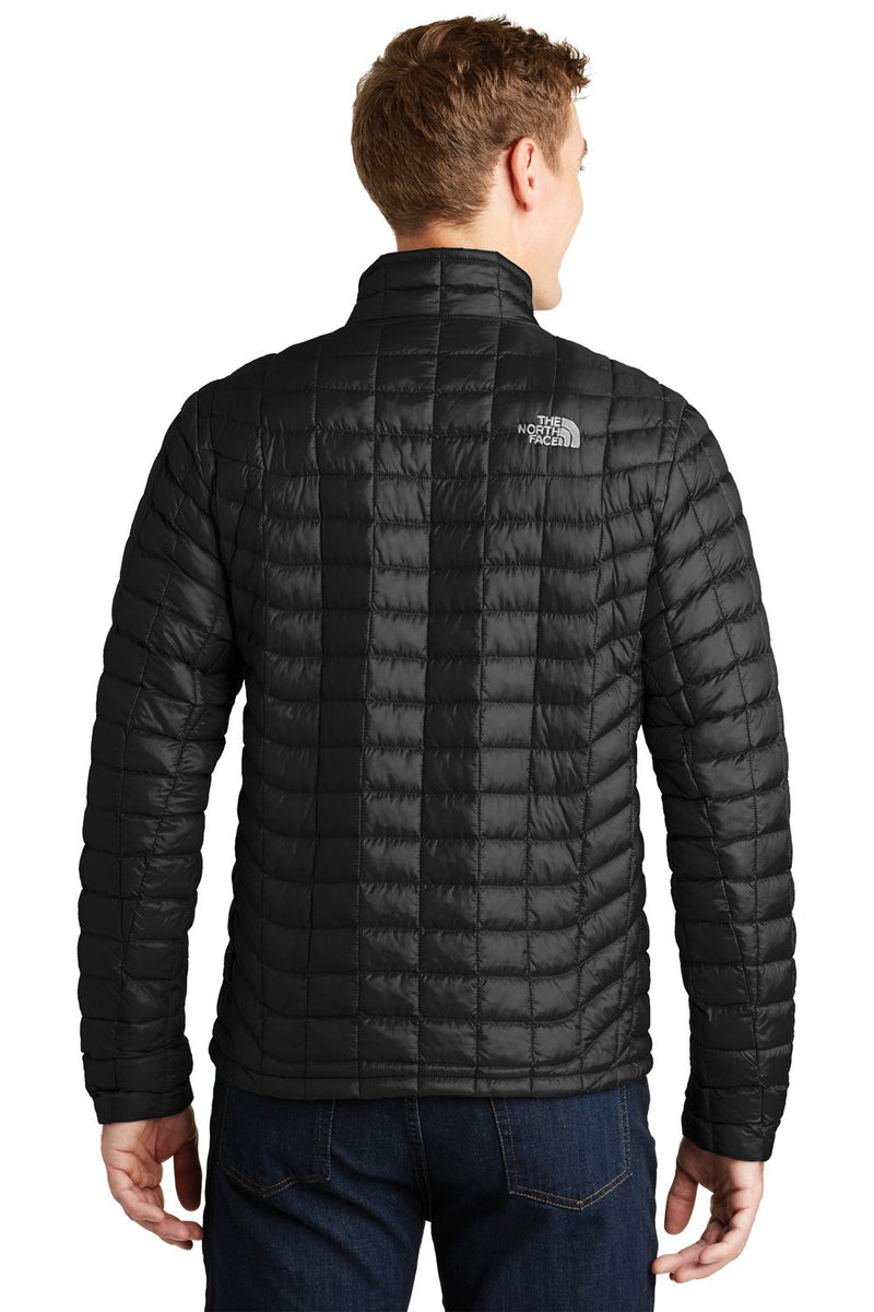 Dark Slate Gray The North Face Men's ThermoBall Trekker Water Resistant Full Zip Jacket