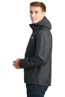 White The North Face Men's DryVent Waterproof Full Zip Hooded Jacket