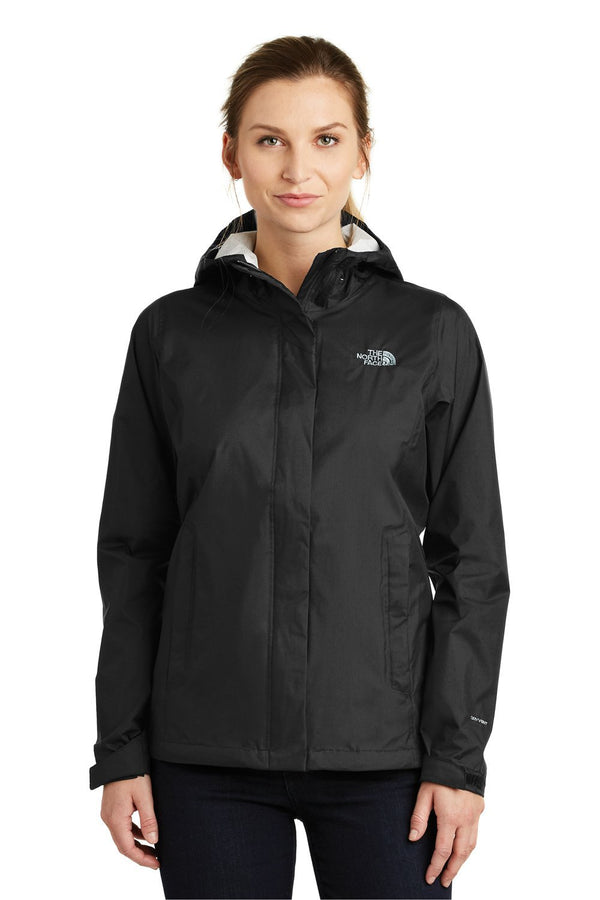 The North Face Women's DryVent Waterproof Full Zip Hooded Jacket