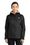 White The North Face Women's DryVent Waterproof Full Zip Hooded Jacket