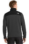 Dark Slate Gray The North Face Men's Far North Wind Resistant Full Zip Fleece Jacket