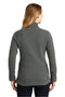 Dim Gray The North Face Women's Full Zip Sweater Fleece Jacket