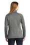 Dim Gray The North Face Women's Canyon Flats Full Zip Fleece Jacket