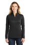 White The North Face Women's Tech 1/4 Zip Fleece Jacket