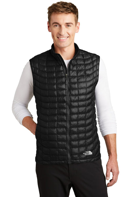 Snow The North Face Men's ThermoBall Trekker Water Resistant Full Zip Vest