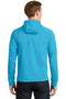 Medium Turquoise The North Face Men's Canyon Flats Full Zip Fleece Hooded Jacket