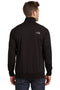 Black The North Face Men's Tech Full Zip Fleece Jacket
