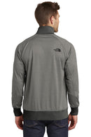 Dim Gray The North Face Men's Tech Full Zip Fleece Jacket