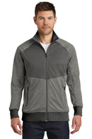 Snow The North Face Men's Tech Full Zip Fleece Jacket