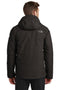 Dark Slate Gray The North Face Men's Traverse Triclimate 3-in-1 Waterproof Full Zip Hooded Jacket