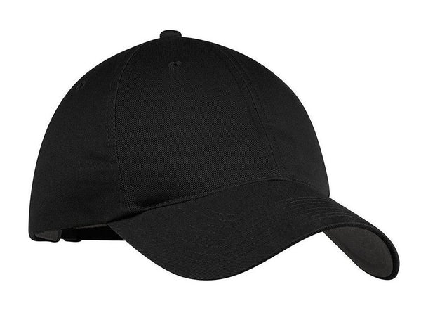 Nike Mens Adjustable Hat 580087 Hats Nike One Size Fits All Black
