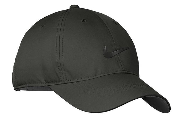 Dark Slate Gray Nike Men's Dri-Fit Moisture Wicking Adjustable Hat