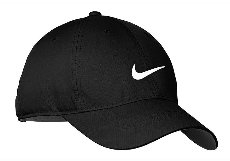 Black Nike Men's Dri-Fit Moisture Wicking Adjustable Hat