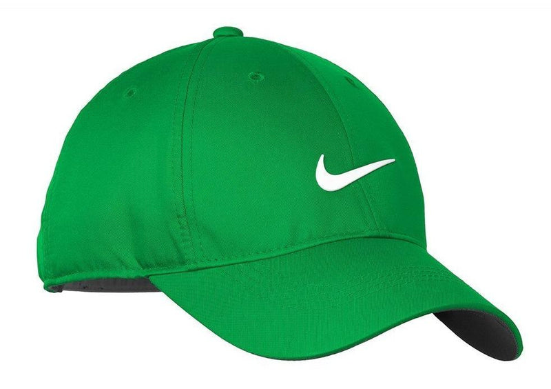 Forest Green Nike Men's Dri-Fit Moisture Wicking Adjustable Hat