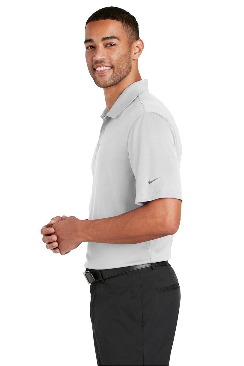 Snow Nike Men's Players Dri-Fit Moisture Wicking Short Sleeve Polo Shirt