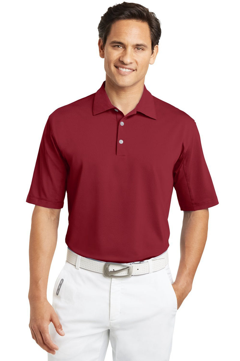 Nike Mens Sphere Dry Moisture Wicking Short Sleeve Polo Shirt Mens Polo Shirts Nike XS Red