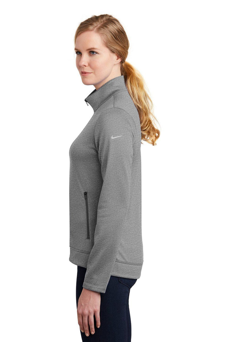 Nike Womens Therma-Fit Moisture Wicking Fleece Full Zip Sweatshirt Womens Sweatshirts Nike