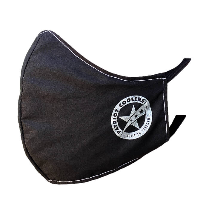 Patriot Coolers Reusable Face Mask Coolers Patriot Coolers