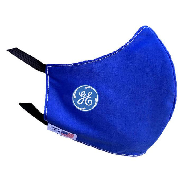 Dark Blue Patriot Coolers Reusable Face Mask